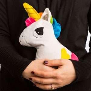 Idea regalo Unicorno Coccolone  Riscaldabile a 29 €