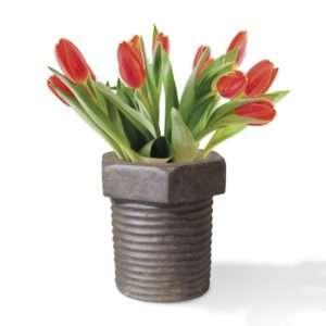 Regalo Vaso da fiori – Bullone