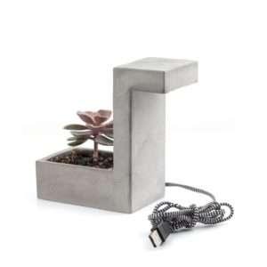 Regalo Lampada USB da scrivania Vaso
