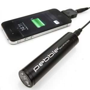 Idea regalo Veho Pebble – Batteria d'Emergenza Per Apparecchi Portatili – nero a 22 €