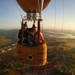 Idea regalo Voli in mongolfiera – Siena a 179 €