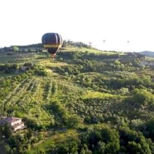 Idea regalo Volo Esclusivo in mongolfiera – Lazio