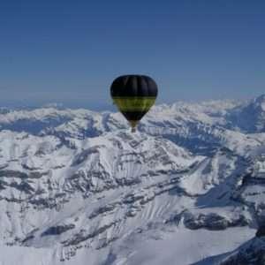 Idea regalo Tour in mongolfiera – Piemonte a 250 €