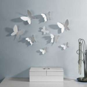 Regalo Wall Decor Farfalle