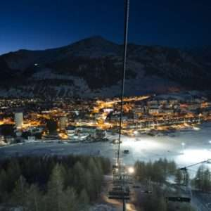 Idea regalo Week-end sulla neve per due – Sestriere a 368 €