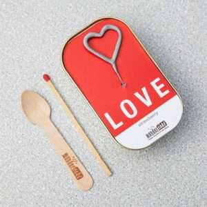 Idea regalo Wonder Cakes – Love Rosso a 6 €