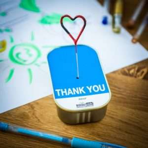 Idea regalo Wonder Cakes – Thank You
