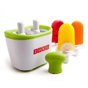 Idea regalo Zoku Duo Quick Pop – ghiaccioli fai da te