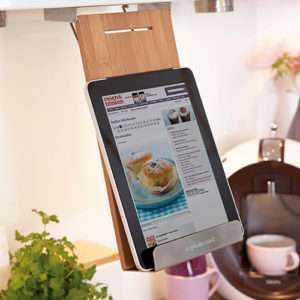 Idea regalo Leggio per ricette, iPad e tablet