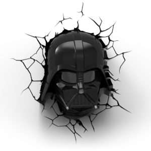 Idea regalo Star Wars – Luce 3D Darth Vader