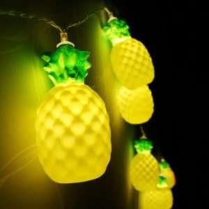 Idea regalo Ghirlanda di Luci Ananas
