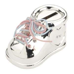 Idea regalo Salvadanaio baby scarpetta