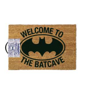 Idea regalo Batman – Zerbino Welcome to the Batcave