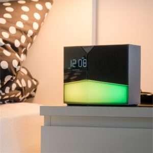 Idea regalo Beddi Glow – Orologio Sveglia Multi Funzione