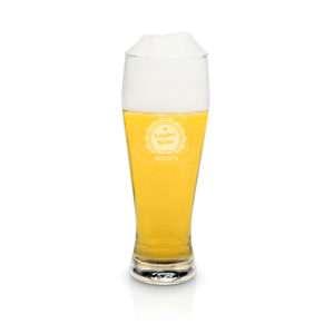 Idea regalo Bicchiere da birra di frumento 0,5l – Personalizzabile