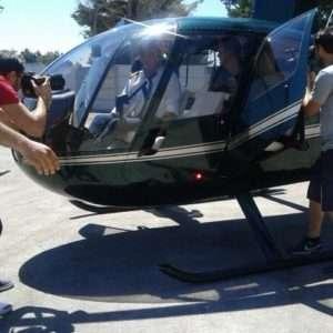 Idea regalo Birthday flight: volo in elicottero per 2 – Ginosa, Taranto