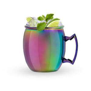 Idea regalo Tazza da cocktail Moscow Mule