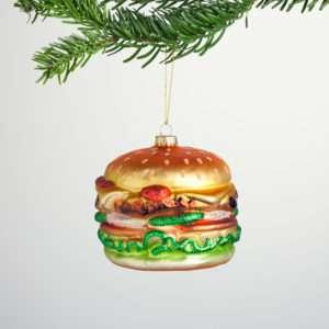 Idea regalo Palla di Natale Maxi Burger