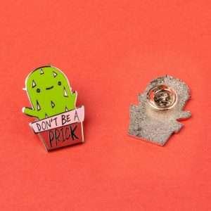 Idea regalo Spilletta Cactus