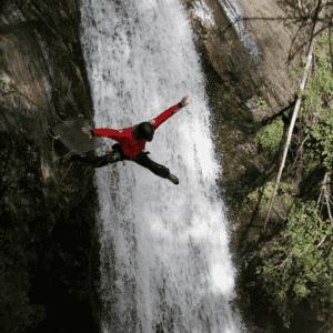Idea regalo Canyoning in Val di Tures per torrentisti esperti – Alto Adige
