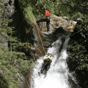 Idea regalo Canyoning per tutti tra le vette dell Alto Adige – Campo Tures,