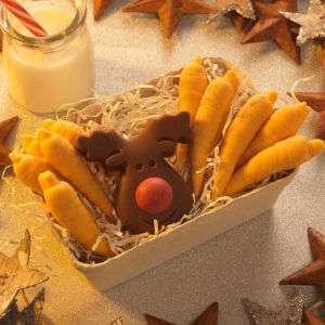 Regalo Cioccolatini Carote e Renna