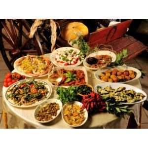 Idea regalo Cena per due in Masseria nel Salento – Torricella, Taranto
