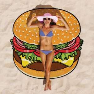 Idea regalo Telo Mare Cheeseburger