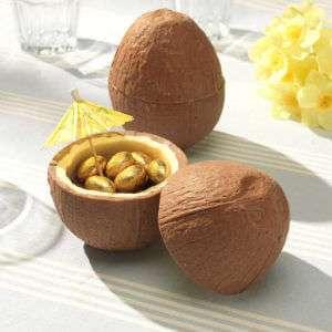 Regalo Noce di cocco al cioccolato con mini uova