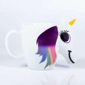 Idea regalo Tazza magica con Unicorno