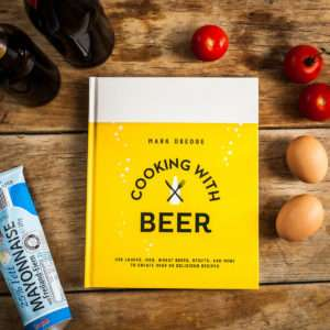 Regalo Beer CookBook – libro di ricette con la birra