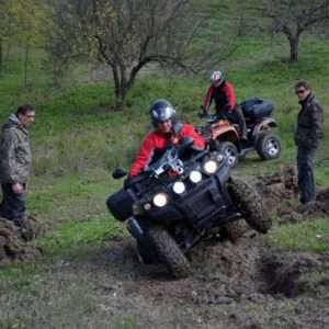 Idea regalo Corso di guida sicura per quad – Monferrato