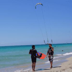 Idea regalo Corso di kitesurf in Salento, livello intermedio – Gallipoli, Puglia