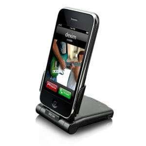 Regalo Dexim P-Flip Dockingstation für iPhone