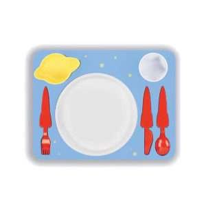 Idea regalo Space – Set da tavola per bambini