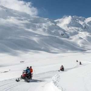 Idea regalo Escursione in motoslitta con pranzo per 2 – Madesimo, Sondrio