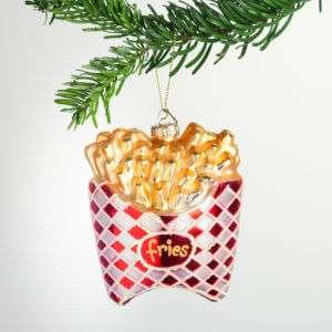 Idea regalo Palla di Natale Patatine