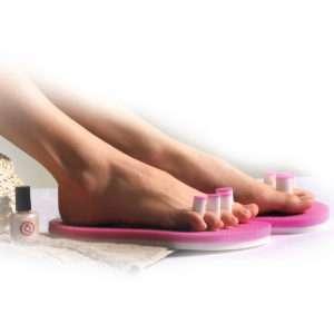 Idea regalo Für die perfekte Pediküre: Zehenspreizer mit Sohle