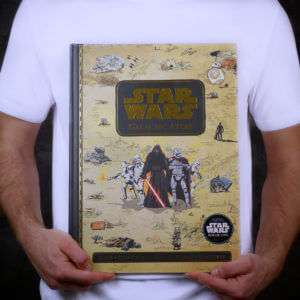 Idea regalo Star Wars Galactic Atlas  Latlante definitivo di Star Wars