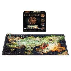 Idea regalo Essos – Puzzle 3D Game of Thrones