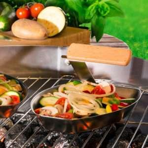 Idea regalo Gemüse-Grillkorb