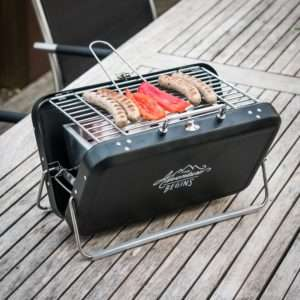 Idea regalo Valigia Barbecue Wild & Wolf