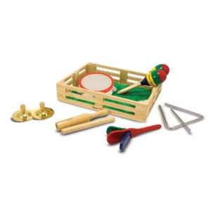 Idea regalo Set regalo per bambini con strumenti musicali