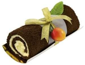 Idea regalo Wellness-Geschenkset Bisquitrolle