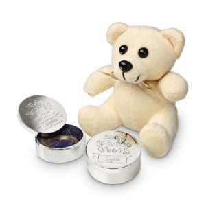 Idea regalo Set regalo per bambini personalizzabile con incisione