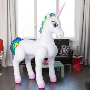 Regalo Unicorno Gigante Gonfiabile