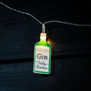 Regalo Ghirlanda Luminosa Gin