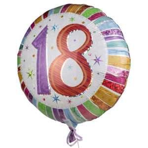 Idea regalo Palloncino a elio 18esimo compleanno