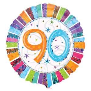 Idea regalo Palloncino a elio 90esimo Compleanno