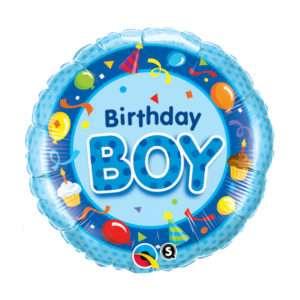 Idea regalo Palloncino a elio Birthday boy